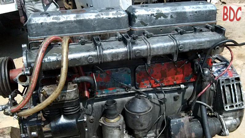 scania ds11 engine