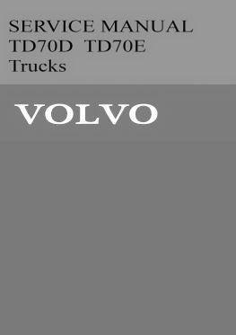 volvo td70 specs bolt torques and manuals. Black Bedroom Furniture Sets. Home Design Ideas