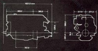 ADE354 dimensions