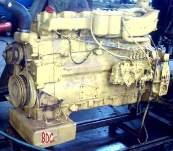 ADE 407, 409 engine manuals, specs, bolt torques
