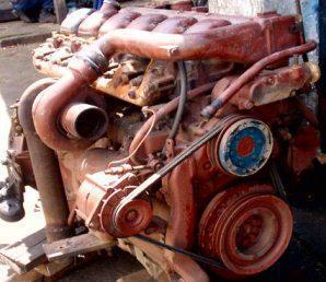 Image ADE 407T engine