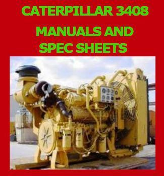 cat 3408 essential specs snip