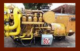 CAT 3508 Genset in the Bahamas