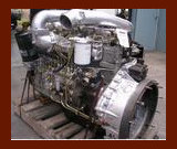 Image CAT 6D16 engine for sale