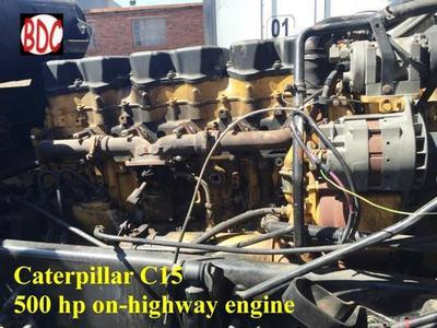 Caterpillar 3054 genset