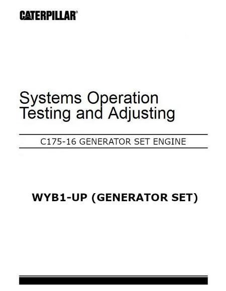 image c175 systems operation and testing manual p1