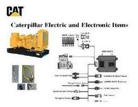 Caterpillar Electric and Electronic items