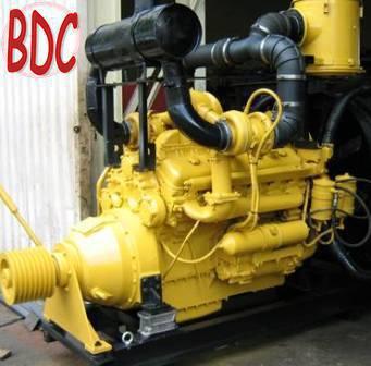 Image 12v-71 turbo engine