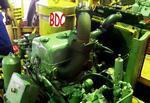 Image Detroit Diesel 2-71 drill rig engine