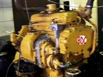 Image Detroit Diesel 4-71 Galion engine on test