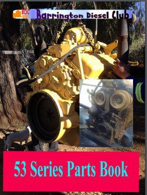 Detroit Diesel 4-53 series parts manual p1
