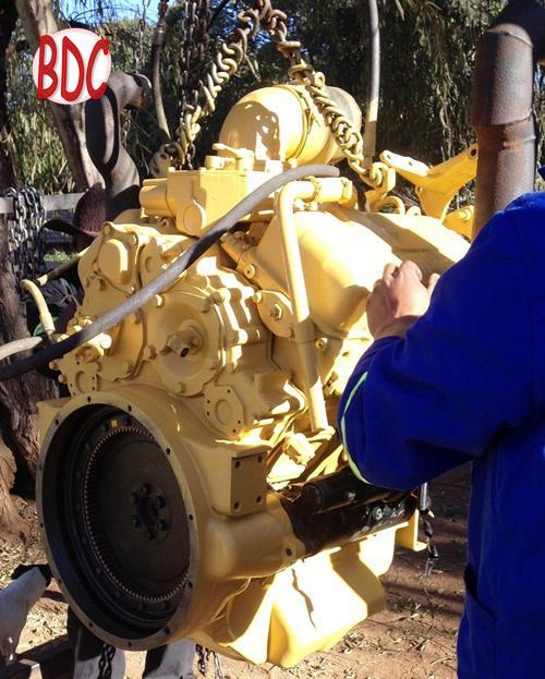 Image 6v-53 turbo engine