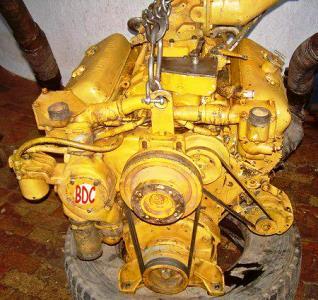 Detroit Diesel 6v-71 image