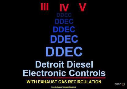 Detroit DDEC electronic controls manual P1