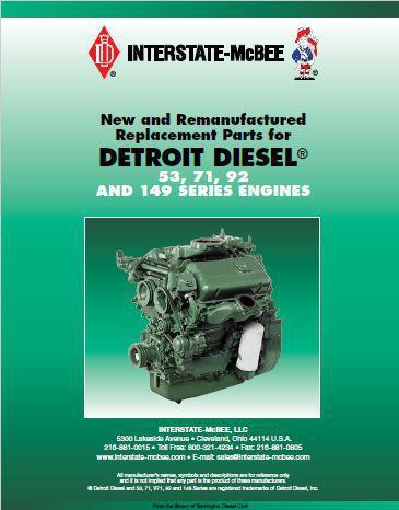 Detroit Diesel - McBee Parts Catalog