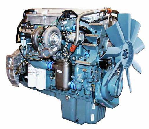 Detroit Series 60 EGR image