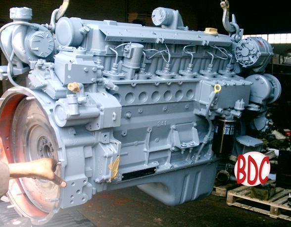 image Deutz BFM6 1012 engine