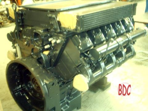 Deutz v10 413 engine