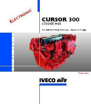 Iveco CURSOR 300 Spec Sheet, p1