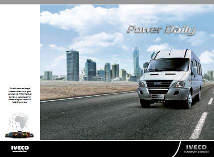 Iveco Power Daily truck models