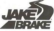 Jacobs Brake for Caterpillar engines