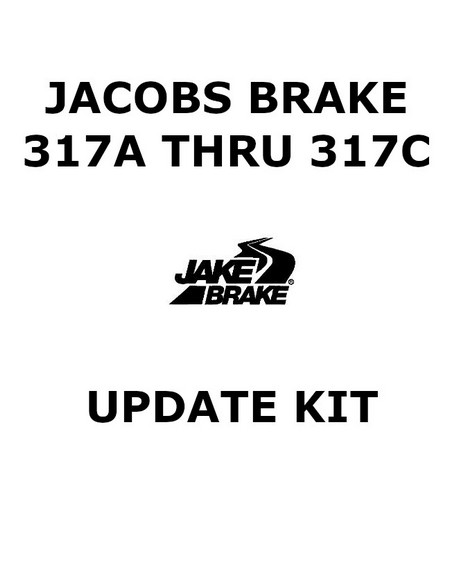 Cat Jacobs model 317a-317c 020641 kit p1