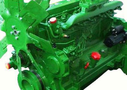 John Deere 6068 specs, bolt torques, manuals
