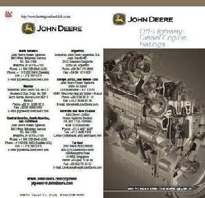 John Deere industrial engine specs p1