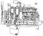 Komatsu 6D140 Specs and manuals