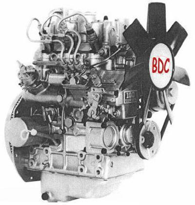 perkins-100 engine