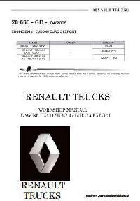 Renault Dxi 12 Engine Manual Goodsitewall