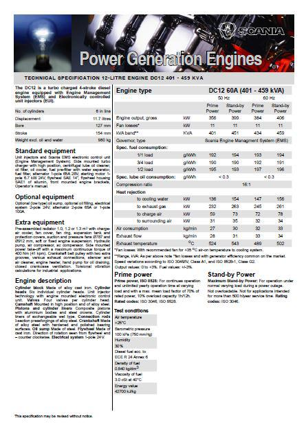 image p1 Scania DC12 Spec Sheet