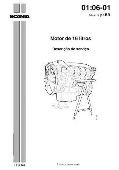 Scania DC16 engine specs, bolt torques and workshop manuals
