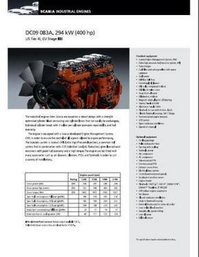 image p1 Scania DC9 Spec Sheet